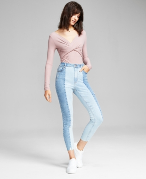 Women's Perfect Zip Fly Skinny Jeans