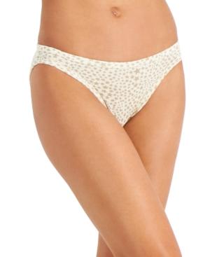 Women's Star-Print Bikini Underwear
