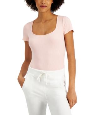 Women's Ribbed Bodysuit