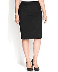 Calvin Klein Plus Size Skirt