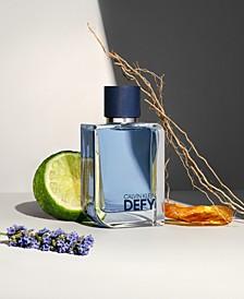 Men's Defy Eau de Toilette Fragrance Collection