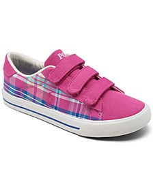 Little Girls' Easten Ii Stay-Put Casual Sneakers from Finish Line