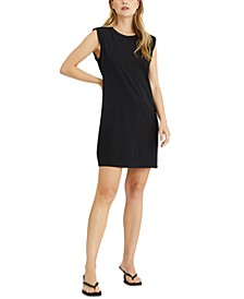 Easy Way Twisted T-Shirt Dress