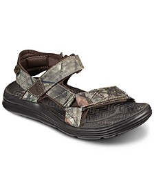 Men's Relaxed Fit: Sargo - Namor Cage Sandals from Finish Line