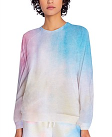 Peached Jersey Pajama Top