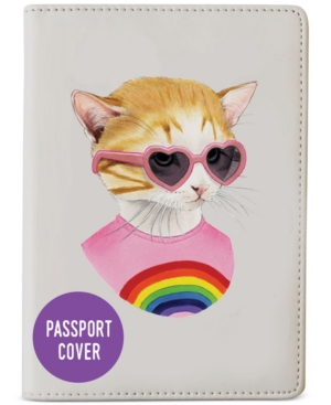 ISBN 9780735355491 product image for Chronicle Books Galison Cat Passport Cover   upcitemdb.com