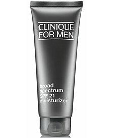 Clinique For Men Broad Spectrum SPF 21 Moisturizer, 3.4 oz