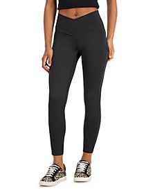 On Repeat Crossover-Waist 7/8th Length Legging, Created for Macy's