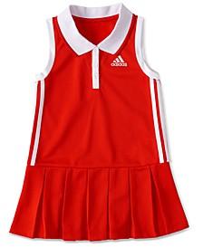 Toddler Girls' Sleeveless Polo Dress