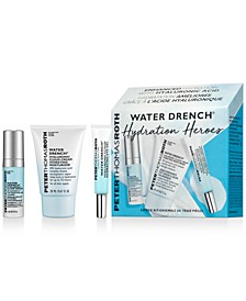 3-Pc. Water Drench Hydration Heroes Set