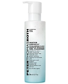Water Drench Hyaluronic Cloud Makeup Removing Gel Cleanser, 6.7-oz.