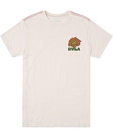 Men's Peace Lion Short Sleeve T-shirt