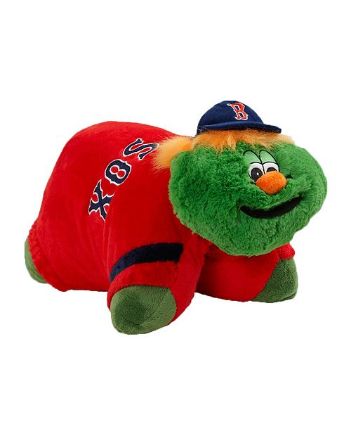 Fabrique Innovations Boston Red Sox Team Pillow Pet Sports Fan