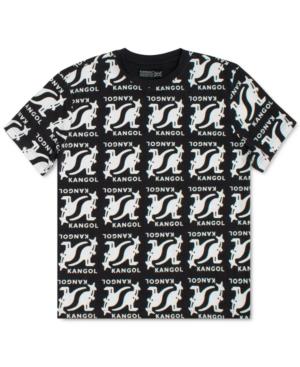 Men's Allover Print Symmetric T-Shirt