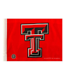 Rico Industries  Texas Tech Red Raiders Car Flag