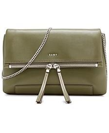 Jaye Leather Clutch