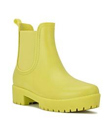 Women's Rainy Chelsea Rain Booties