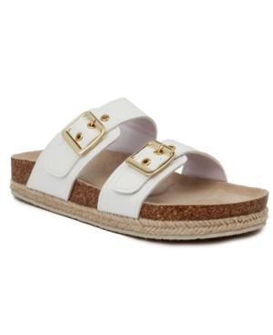 Women's Weslee Buckled Corkbed Sandal Women's Shoes