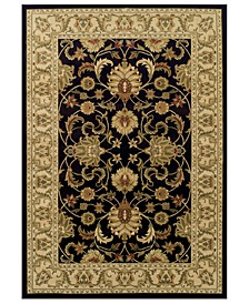 CLOSEOUT! St. Charles STC45 Chocolate Area Rugs