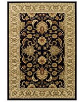 CLOSEOUT! Dalyn St. Charles STC45 Chocolate Area Rugs