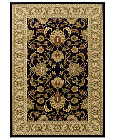 CLOSEOUT! Dalyn St. Charles STC45 Chocolate 3' x 5' Area Rug