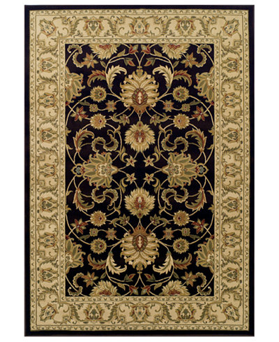 CLOSEOUT! Dalyn St. Charles STC45 Chocolate 8' x 10' Area Rug