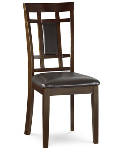 CLOSEOUT! Delran Side Chair, Created for Macy's