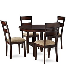 Branton 5-Piece Dining Room Set