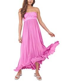 Adella Corset Maxi Dress