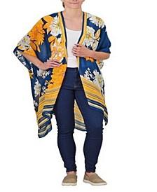 Women's Woven Kimono