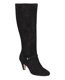 Women's Sasha Plus Wide Calf Tall Boots