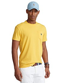 Men's Classic-Fit Jersey Pocket T-Shirt