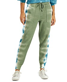 Tie-Dyed Jogger Sweatpants, Created for Macy's