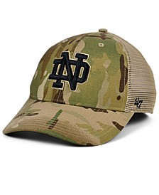 Notre Dame Fighting Irish Operation Hat Trick Colonel MVP Cap