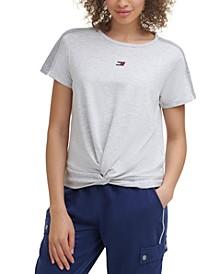 Women's Twisted T-Shirt