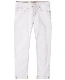 Big Girls Cuffed Jeans