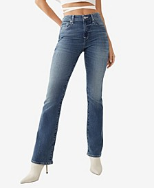 Women's Becca Bootcut Mid Rise Jeans