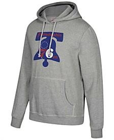 Philadelphia 76ers Men's Retro Logo Hoodie