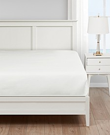 Cotton Rich Blend Solid Fitted Sheets, Twin XL
