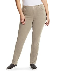 Women's Plus Amanda Average Length Jean