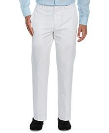 Men's Big & Tall Classic-Fit Herringbone Dress Pants