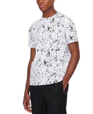 Men's Pollock Logo Print T-Shirt