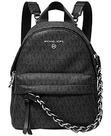 Signature Slater Extra Small Convertible Messenger Backpack