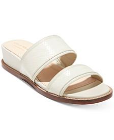 Women's Wesley Demi-Wedge Sandals
