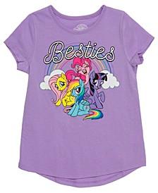 Little Girls Rainbow T-shirt