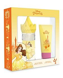 Diney Belle Eau De Toilette Spray and Shower Gel Gift Set, 2 Piece
