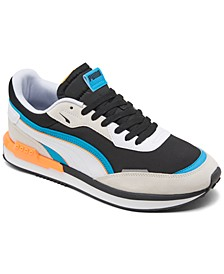 Men's City Rider Casual Sneakers from Finish Line