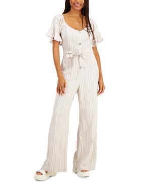 Vivienne Striped Jumpsuit