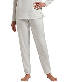 Super-Soft French Terry Cuffed Lounge Pants
