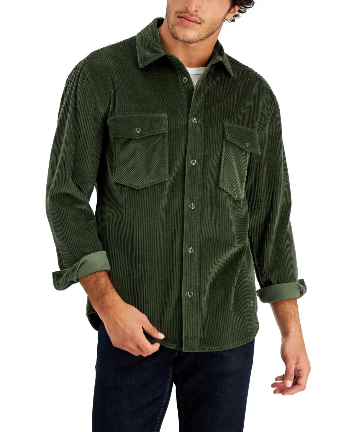 Men's Cabin Corduroy Shirt
